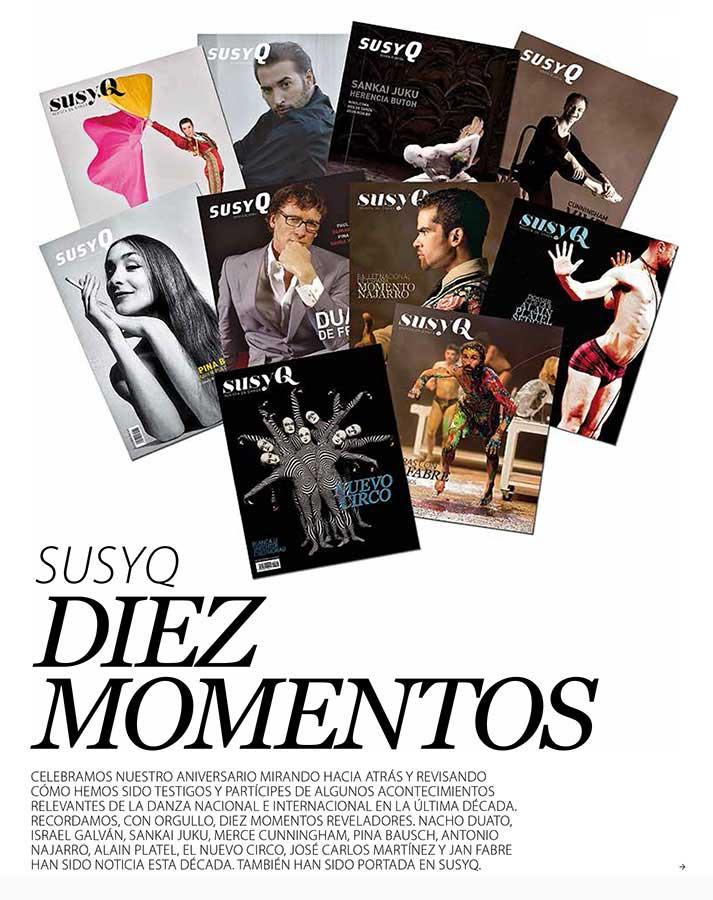 Especial SusyQ • Diez Momentos