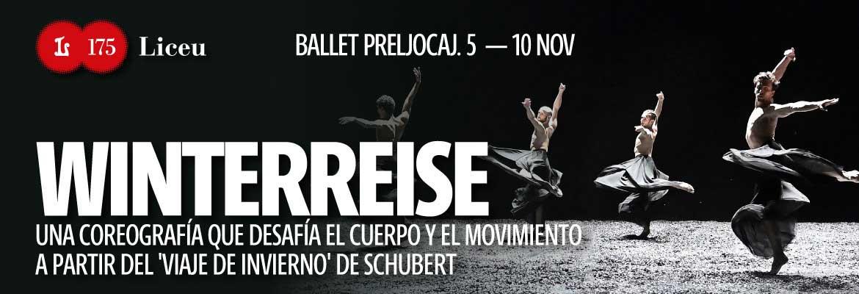 Teatro Liceu | Winterreise